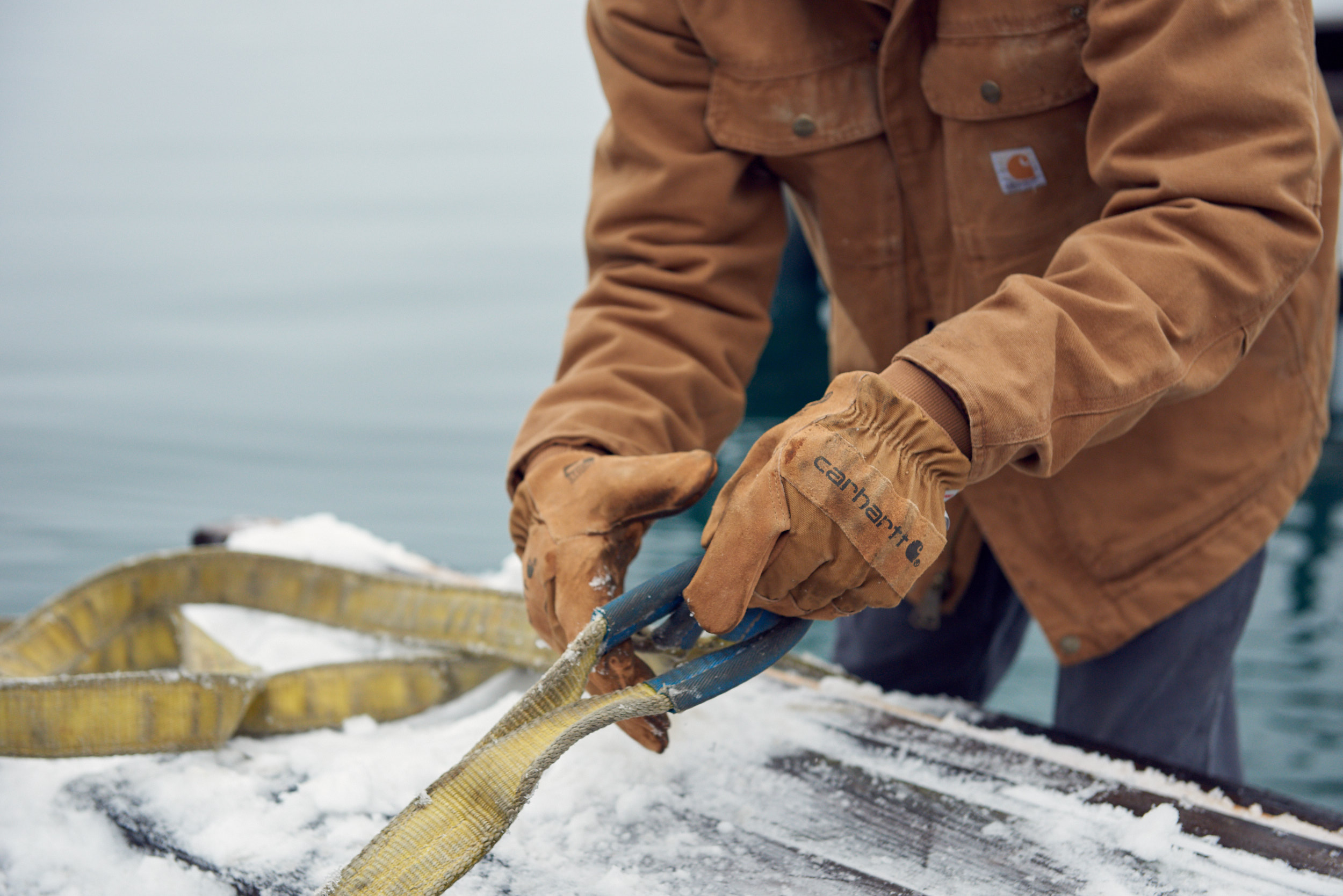 carhartt workwear photography lake tahoe