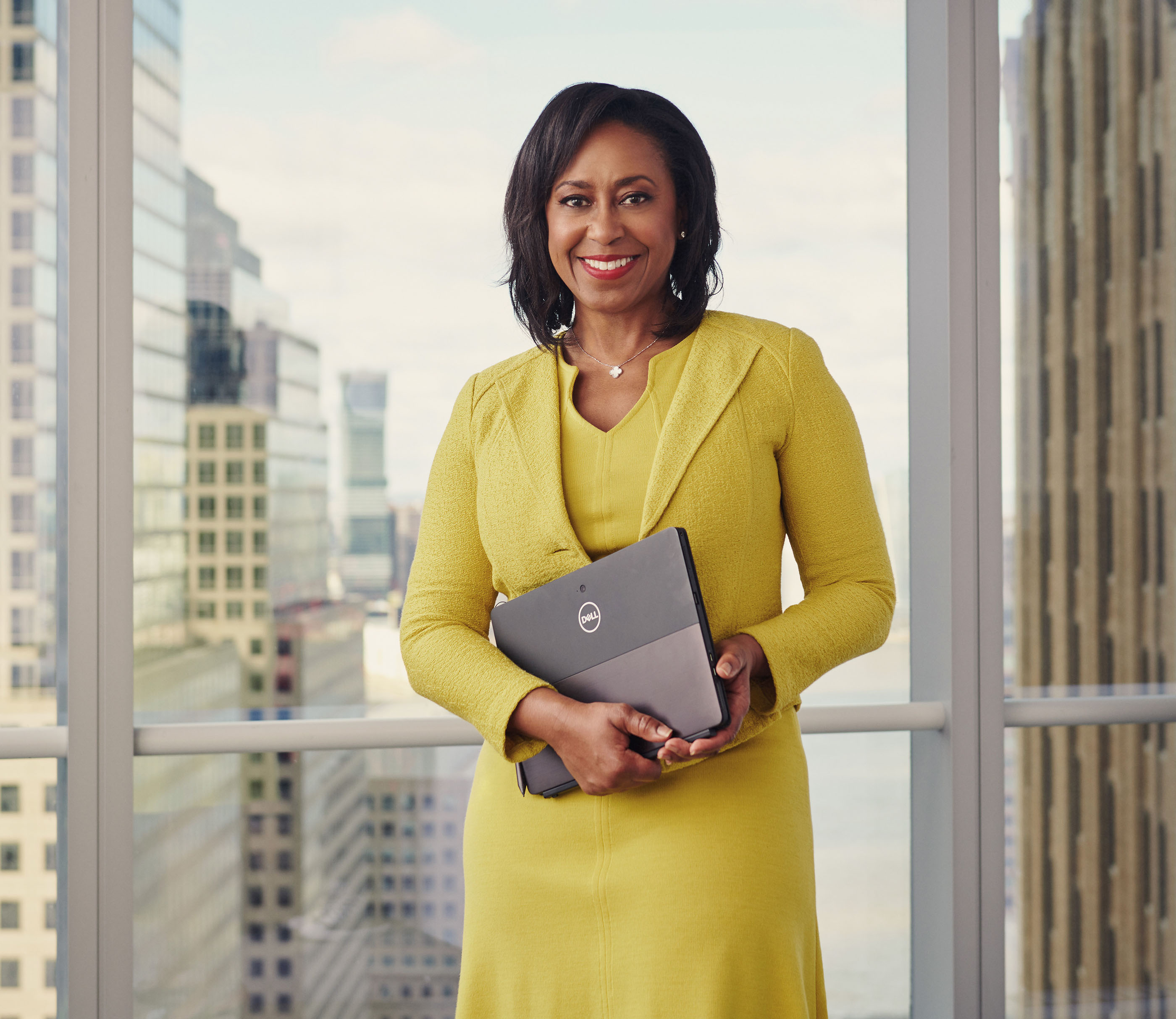 Dell business portrait one