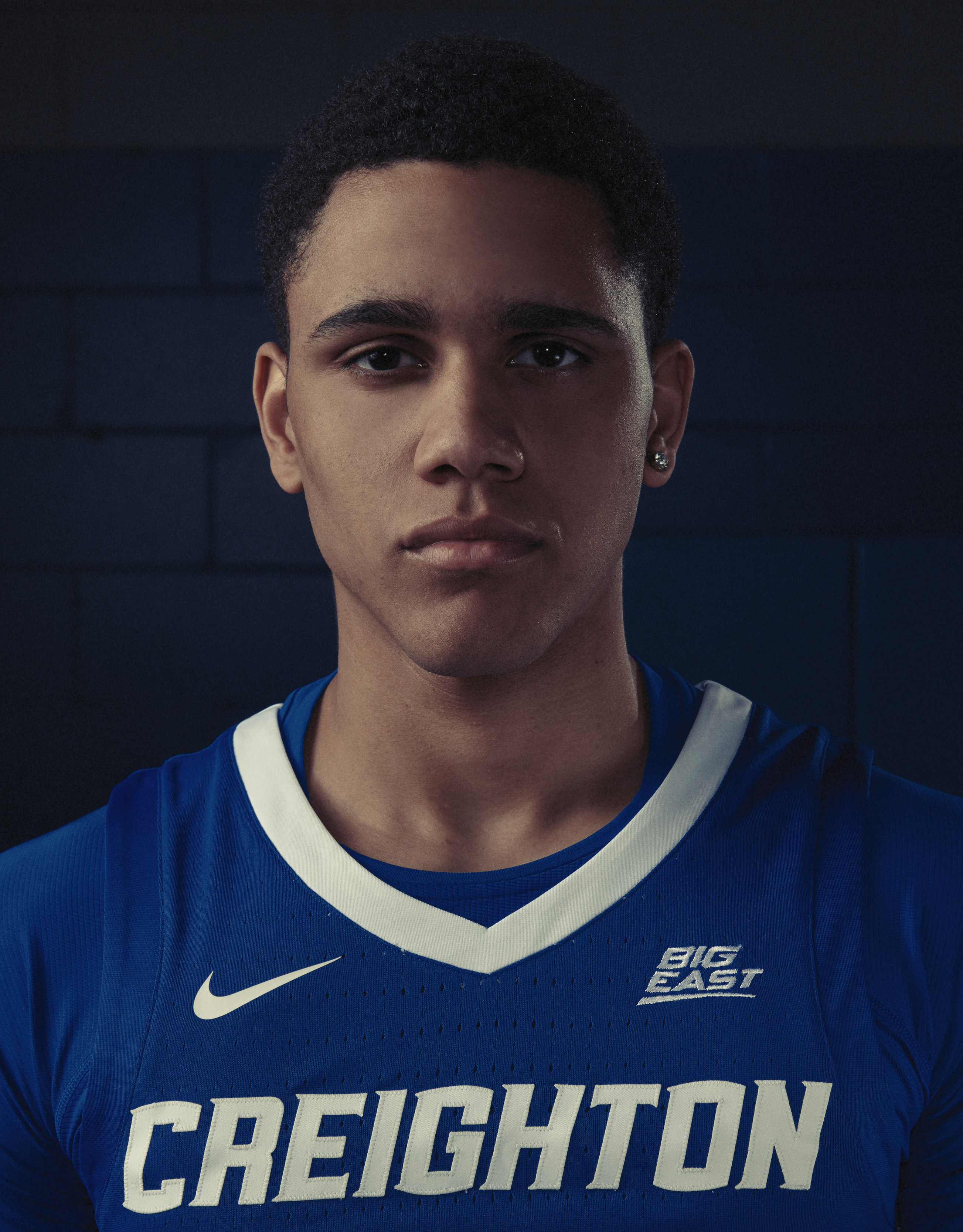 creighton basketball sports photo portrait omaha